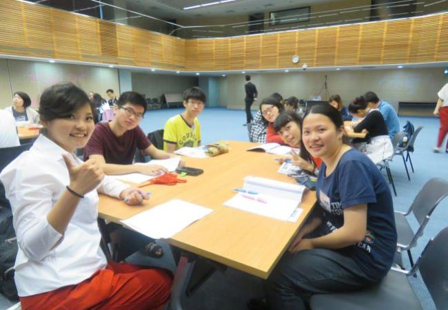 中原大學領導營初階9